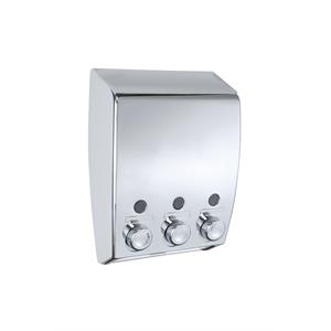 Zeepdispenser Varese 3 chrome