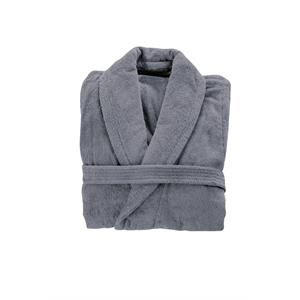 Badjas Royal touch XXL grey charcoal